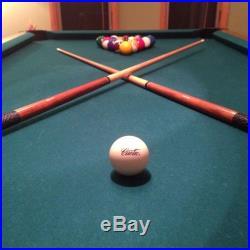 Almost Brand New Brunswick Hawthorn Pool Table- No Minimum