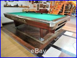 Amazing 9' Brunswick Gold Crown 5 withmatching light & Delivery and Installation