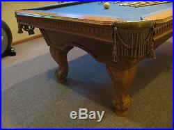 American Heritage 4' x 8' Pool Table