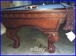 American Heritage 8' 3/4 slate pool table