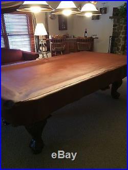 American Heritage 8' Pool Table