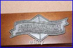 American Heritage Boston 8 Billiards Table
