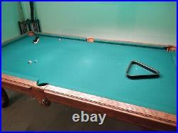 American Heritage Pool Table Slate Regulation 8ft Pooltable