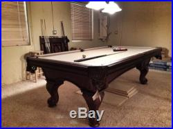 American Heritage Pool table tennis table top Mint condition Gorgeous
