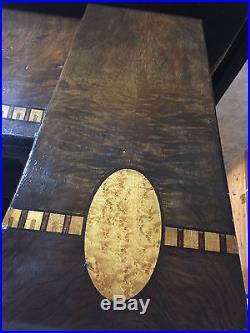 Antique Billiards Table Brunswick Balke Collender the MEDALIST