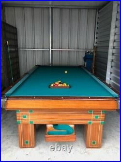 Antique Pool Table (Regulation Size). This is a steal at this price