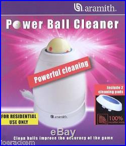 Aramith Power Ball Cleaner for 2.25 (2 1/4) Pool Balls ARPBC FREE US SHIP