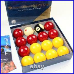 Aramith Pro-Cup Pool Balls