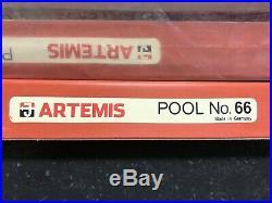 Artemis Pool Table Cushions for Billiards, Pool K-66 -Free facing