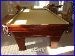 Billiards Tables 187 Blog Archive 187 Brunswick Ventura Ii
