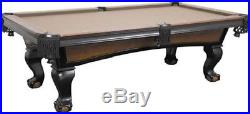 BUCHANAN 8FT POOL TABLE by IMPERIAL BRAND NEW
