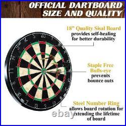 Barrington Billiards Ball And Claw Leg 90 Pool Table Cue Rack Dartboard Burgund