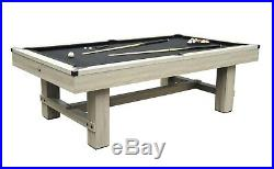 Beach Bryce Standard Pool Table 7 Foot Size