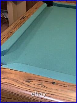 Beautiful 8 Kasson Billiard Pool Table Slate