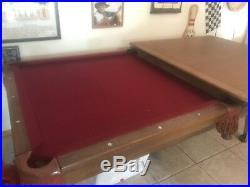Beautiful Pool Table