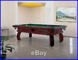 Billard DIJON 8 ft Billardtisch Billiard Pool Poolbillard eigenes Design