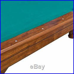 Billiard 87 Pool Table Traditional Home Room Indoor Sport Game Play Snooker
