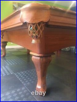 Billiards Pool Table Set