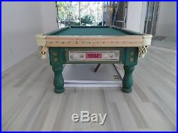 Billiards Tables Blog Archive Billiards Table Hand Painted With - Proline pool table