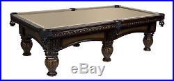 Brand New Olhausen Venetian 8' Pool Billiards Table WOW