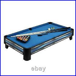Breakout 40-in Tabletop Pool Table