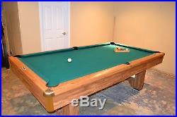 Brighton by Brunswick Pool Table