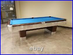 Brunswick 1950 Centennial Pool table 9 foot