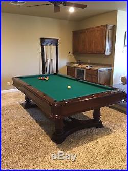Billiards Tables Blog Archive Brunswick Montebello Pool Table - New brunswick pool table