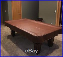 Brunswick 8' Pool Table