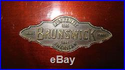 Brunswick 8ft. Pro Pool Table