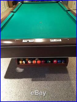 Billiards Tables Blog Archive Brunswick Foot Centurion Pool Table - Brunswick centurion pool table