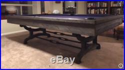 Brunswick 9ft. Pool Table