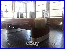 Brunswick Anniversary Billiards Snooker Pool Table Original Model D-C 8' 9' 9 ft