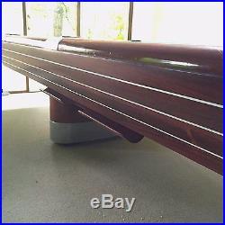 Brunswick Anniversary Pool Table Oversized 8 Foot (8' x 4')