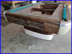 Brunswick Anniversary pool table