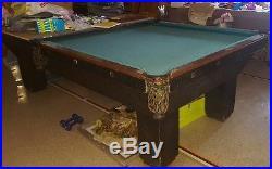 Brunswick Aviator Pool Table