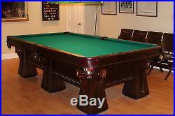Brunswick Balke Collender Arcade Pool Table