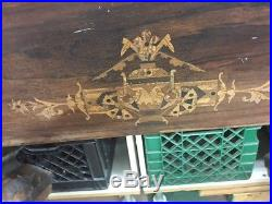 Brunswick Balke Collender Co. Brilliant Novelty Antique Billiard Table (1880's)