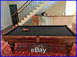 Brunswick Barrington Pool Table 8