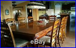 Brunswick Billiard Pool and Dining Table
