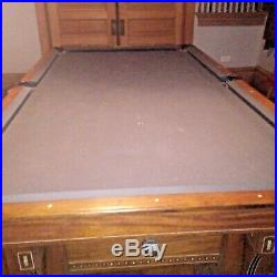 Brunswick Blake Collenda 6 leg arcade pool table