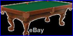 Brunswick Danbury 8 foot table