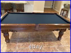 Brunswick Dominion Pool Table
