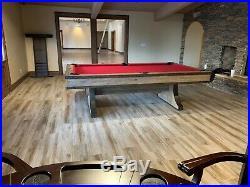 Brunswick Edinburgh pool table