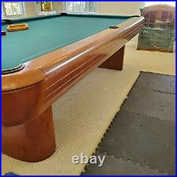 Brunswick Gibson 8ft Pool Table/ Brand New In The Box /free Delivery