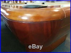 Brunswick Gibson Pool Table 8ft