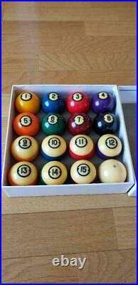 Brunswick Gold Crown 3 Pool Table Excellent Condition Tournament Edition Simonis