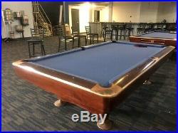 Brunswick Gold Crown 4 Pool Table 9
