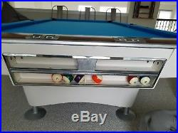 Brunswick Gold Crown 9 Ft Pool Table