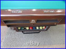 Brunswick Gold Crown III Pool Table